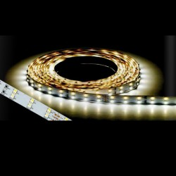 Aurora Lighting 1 Metre 12V DC LED Single Colour Flexible LED Strip Light White