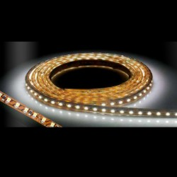 Aurora Lighting 1 Metre 12V DC LED Single Colour Flexible LED Strip Light Warm White