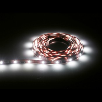 Aurora Lighting 1 Metre 12V DC LED Colour Changing RGB Flexible LED Strip Light RGB