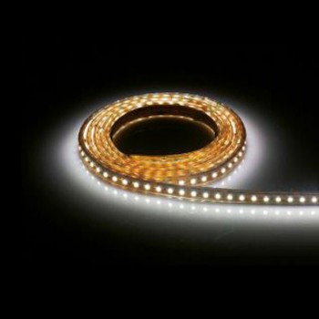 Aurora Lighting 24V DC Single Colour Flexible High Density LED Strip Light Warm White