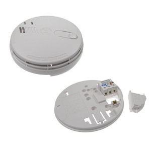 Aico 230v Mains Powered Smoke Alarm