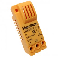 Hamilton Dummy Dimmer Switch Module 2 Way