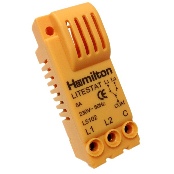 Hamilton Dummy Dimmer Switch Module 2 Way At UK Electrical Supplies - 2 Way Dimmer Switch Module