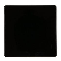 Hamilton Hartland CFX Black Single Blank Plate