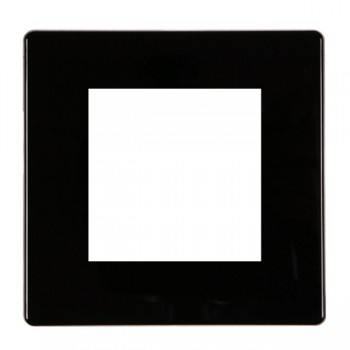 Hamilton Hartland CFX EuroFix Plates Black Single Plate c/w 2 EuroFix Apertures + Grid