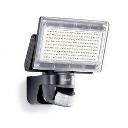 Steinel Black Switched Sensor LED Floodlight