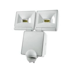 Timeguard 2x 8W LED Energy Saver PIR Floodlight in White