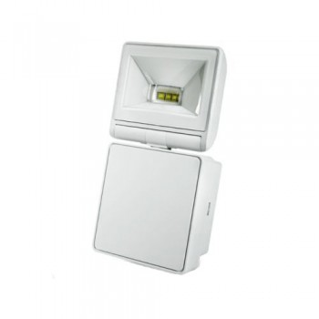 Timeguard 8W LED Energy Saver Floodlight in White