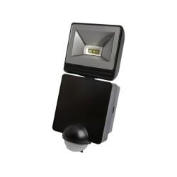 Timeguard 8W LED Energy Saver PIR Floodlight in Black