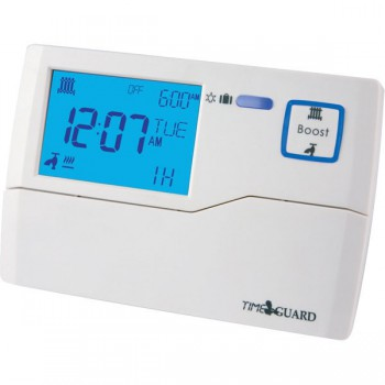Timeguard 7 Day Digital Heating Programmer - 2 Channel