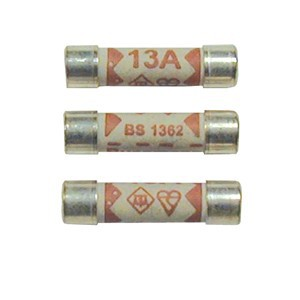 Norslo Fuse 13A To BS1362 for Plug top