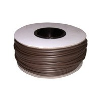 Norslo Sleeving Brown 4mm 100m Reel