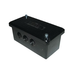 Greenbrook 200A 1x6 Way 70mm Connector Block Single Pole