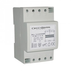 Greenbrook DAT Transformer Din Rail 2A