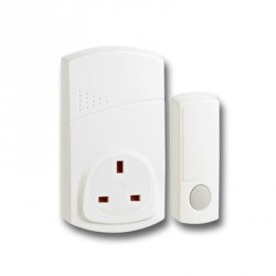 KingShield Plug in Wireless Kit Chime Adaptor