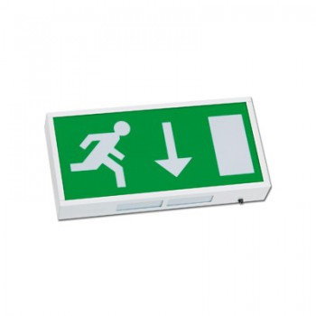 Greenbrook Emergency Exit Sign Maintained, Non-Maintained