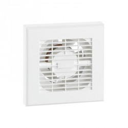 KingShield 100mm Std Axial Fan with Humidistat