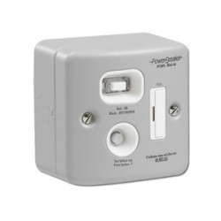 PowerBreaker Metalclad 13A RCD Fused Spur