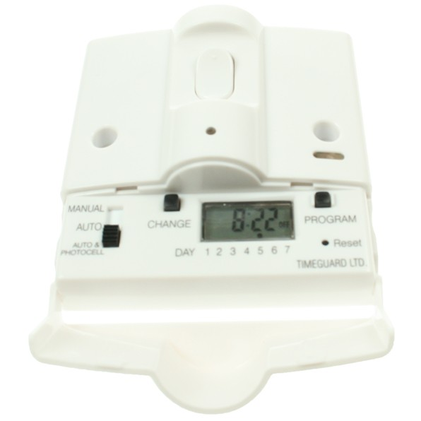 Timeguard digital security light switch at uk electrical supplies timeguard digital security light switch aloadofball Images