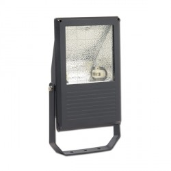 Greenbrook Floodlight Metal Halide 70W Black
