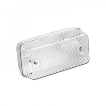 Greenbrook Bulkhead polycarbonate Clear