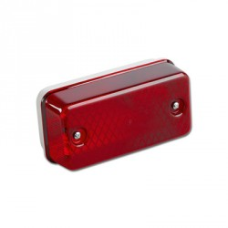 KingShield Bulkhead polycarbonate Red