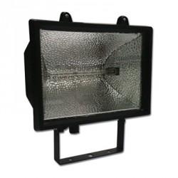 KingShield 1000W Floodlight Enclosed Black
