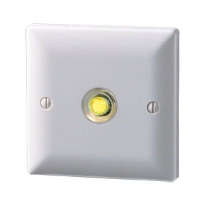 Greenbrook Time Lag Switch 2W Illuminated Push 1-10 Mins