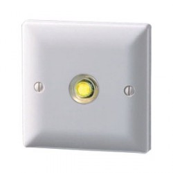 KingShield Time Lag Switch 3W Illuminated Push 2-20 Mins