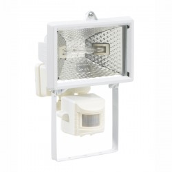 KingShield 120W PIR Floodlight White