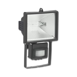 KingShield 400W PIR Floodlight Black