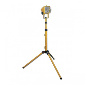 KingShield Floodlight Tripod Yellow 110V 400W