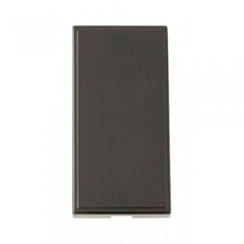 Click New Media MM450BK Single Blank Module in Black