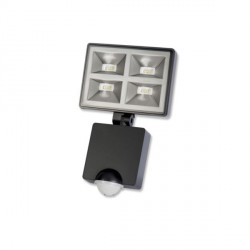 Timeguard 32W LED Energy Saver PIR Floodlight in Black