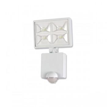 Timeguard 32W LED Energy Saver PIR Floodlight in White