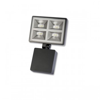 Timeguard 32W LED Energy Saver Floodlight in Black