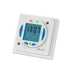 Timeguard 24 Hour/7 Day Compact Electronic General Purpose Timeswitch with Voltage Free Contacts