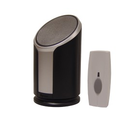 Byron BY302 Wirefree Extra Distance Portable Door Chime Kit