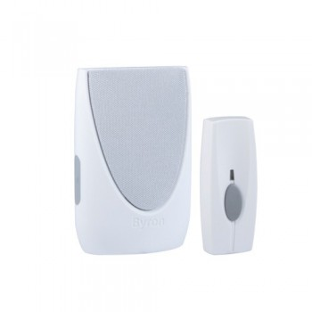 Byron BY201 Wirefree Portable Door Chime Kit