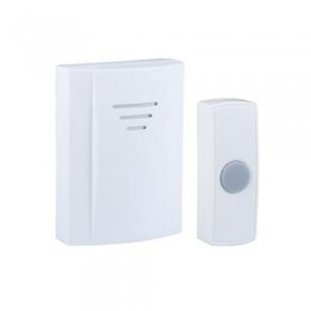 Byron B304 Wirefree portable door chime kit 2 melodies
