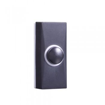 Byron 7900 Black Plastic Bell Push