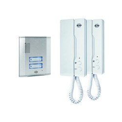 Byron IB62 Door Intercom Twin Set