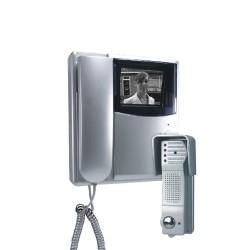 Byron VD53A Video door intercom, black and white CMOS camera