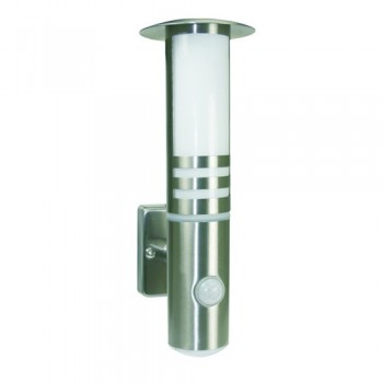 Byron RVS70LED RVS Outdoor Security Light with Motion Detection