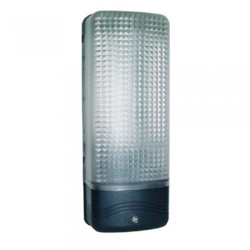 Byron ES81 Plastic Security Light with Light Sensor