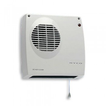 Hyco 2.0kW Bathroom Downflow Fan Heater