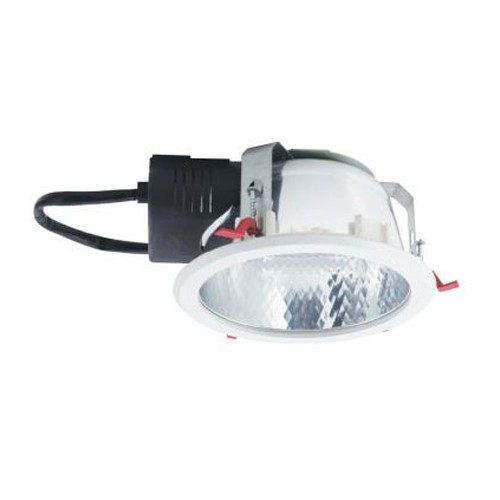 Ansell Vega 2x26W PL-C Downlight (Emergency Backup) at UK ...