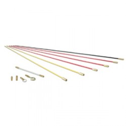 Super Rod CRS6 Cable Rod Super Six Kit