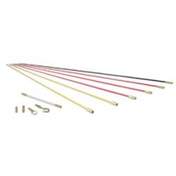 Super Rod CRS6 Cable Rod Super Six Kit