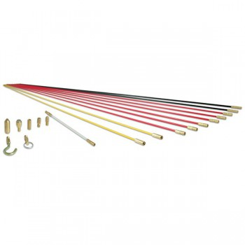 Super Rod CRSD Cable Rod Deluxe Kit